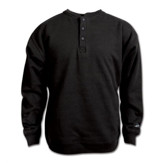 Single Thick Crew Sweatshirt